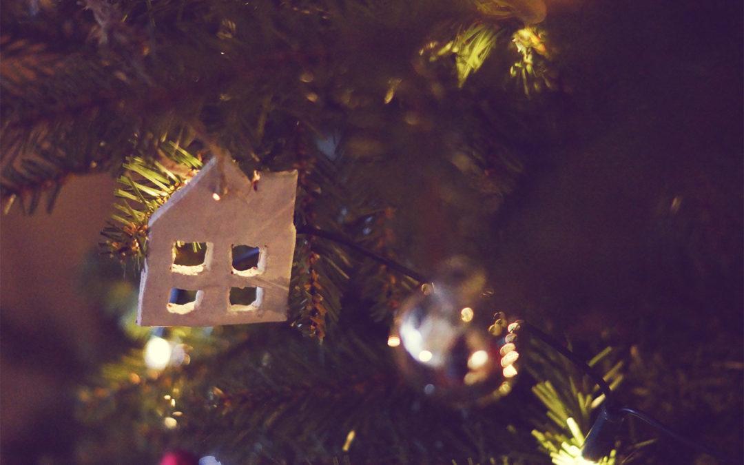 Kerst ornamenten maken [DIY]