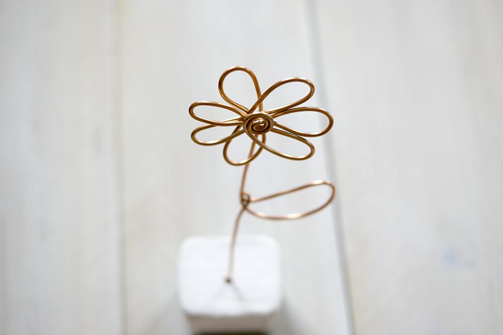 Vrolijk bloempje – zomerse DIY