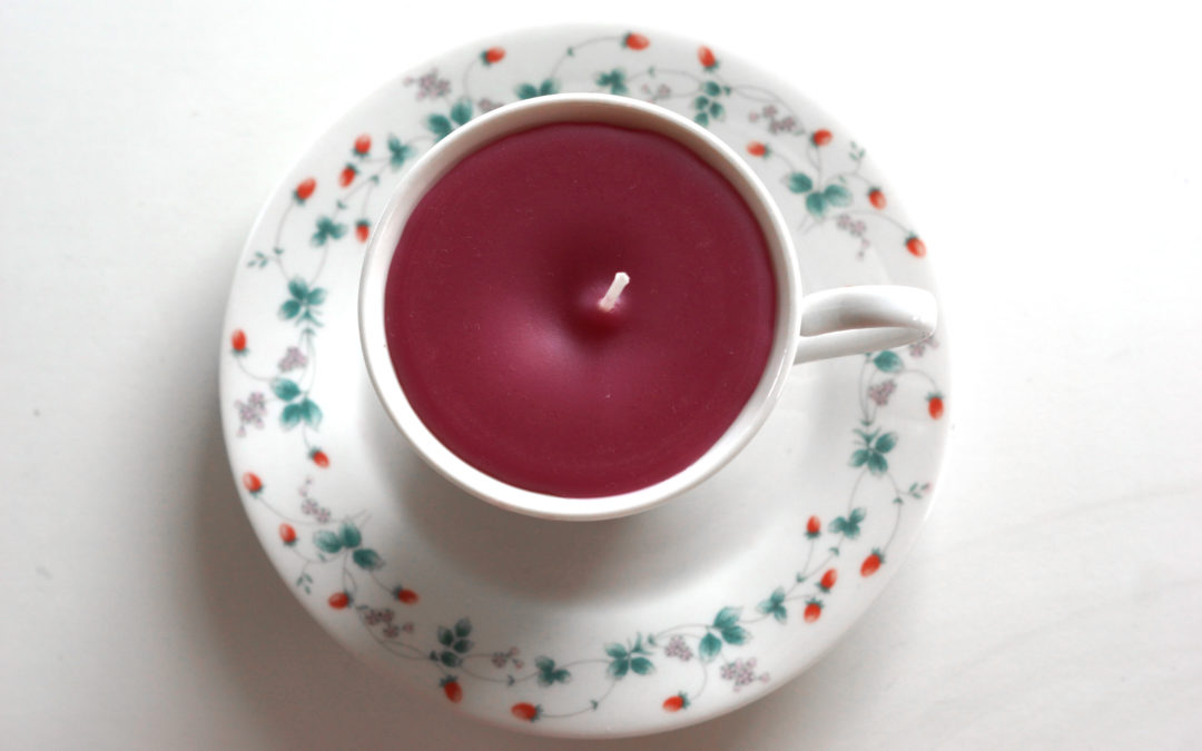 A cup of candle [DIY] [video]
