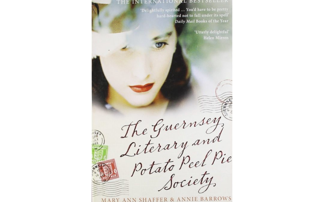 The Guernsey Literary and Potato Peel Pie Society [judge a book by it's cover]