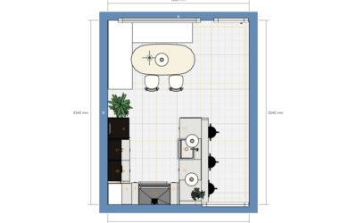 Onze keuken plannen + moodboard